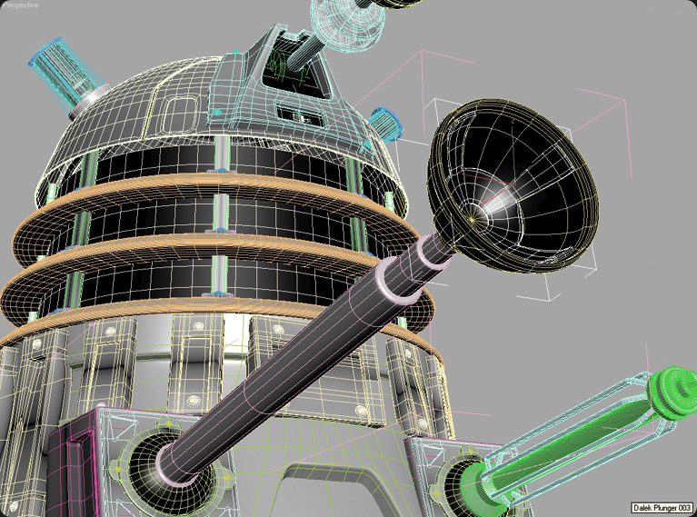 New Series Daleks wallpaper