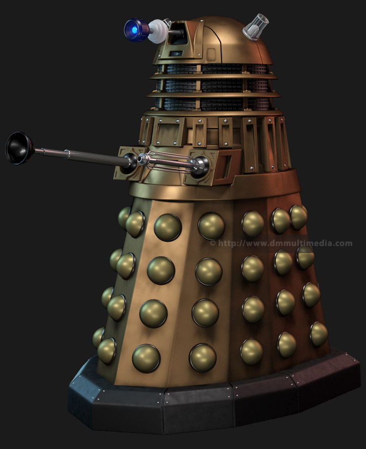 New Series Dalek - Dr. Who