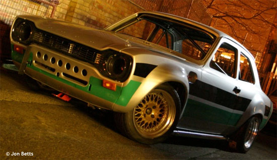 The Classicford Project Escort
