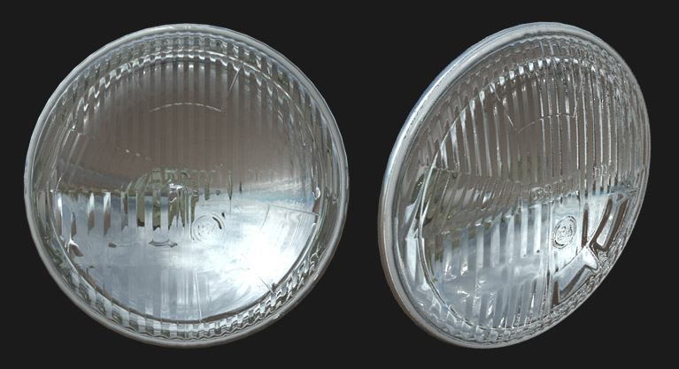 Car Headlight Textures to Download